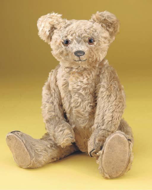 A fine British teddy bear
