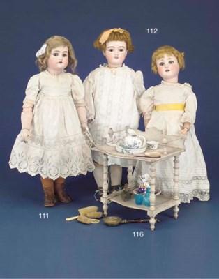 An Armand Marseille 390 child