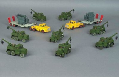Dinky Heavy Commercials