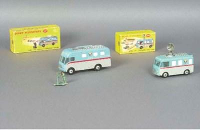 Dinky ABC TV Vehicles