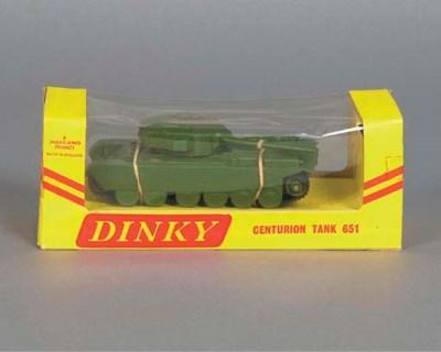 Dinky Military