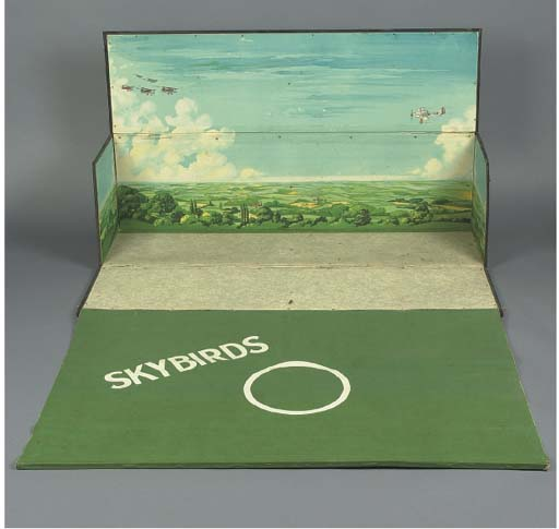 Skybirds Large Accessories and Buildings