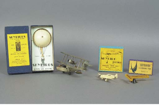 Skybirds Figures, Aircraft and Accessories