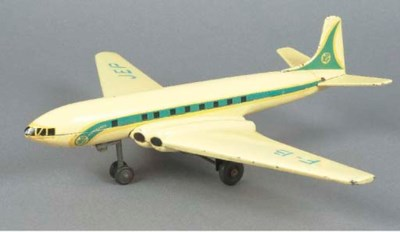 Mettoy and JeP Jet Airliners,