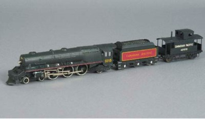 Hornby-Dublo Canadian Pacific