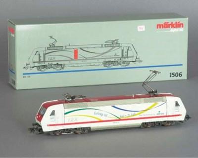 DB Electric Locomotives