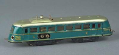 A  Märklin TWE700B.2 blue and