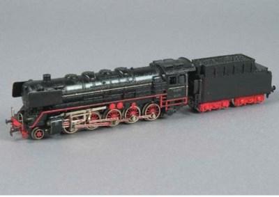 A  Märklin G800.1 black 1' E D
