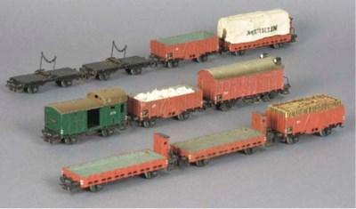 Märklin Freight Stock