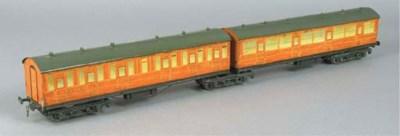 Three sets of Leeds Model Co.