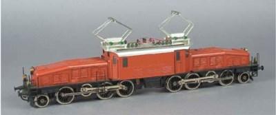 A Buco DC two-rail electric (1
