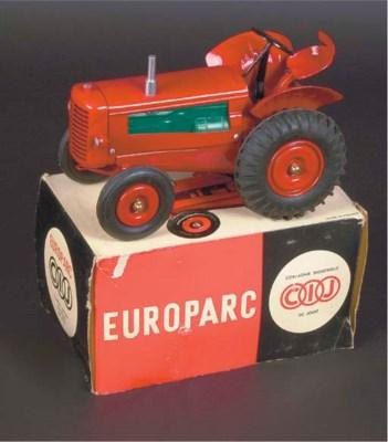A CIJ 8/52 electric Agricultur