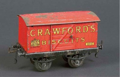 Hornby Series two and four-axl