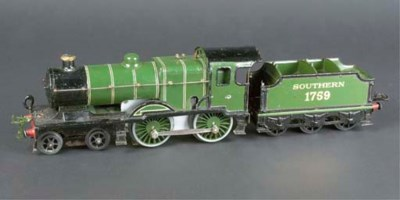 A Hornby Series converted cloc