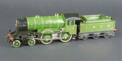 A Hornby Series Clockwork No.