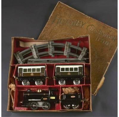 A Hornby Series clockwork No.
