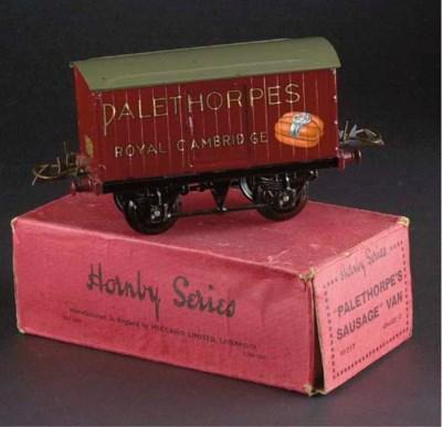 A Hornby Series Palethorpe's S