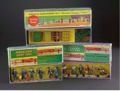 Hornby Series Railway Figures