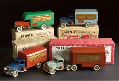 Triang Minic Commercials