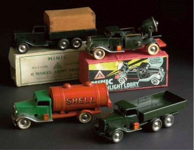 Pre-war Triang Minic