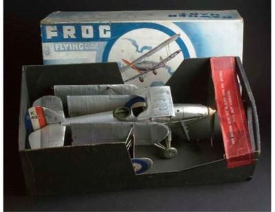 A pre-war FROG Hawker Hart RAF