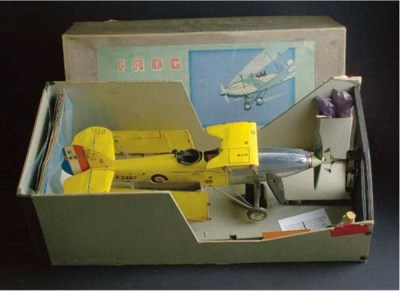 A very rare FROG RAF Hawker Hi