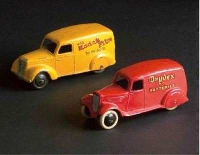 Pre-war Dinky 28 Series Delive