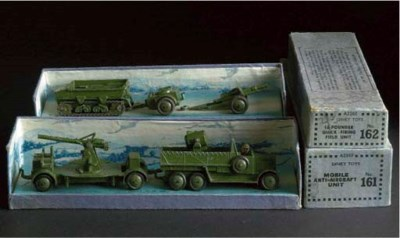 Pre-war Dinky Military