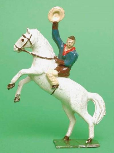 A rare Phillip Segal Cowboy