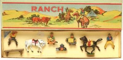 Timpo Cowboys 'The Ranch'