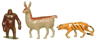 Phillip Segal Zoo Animals