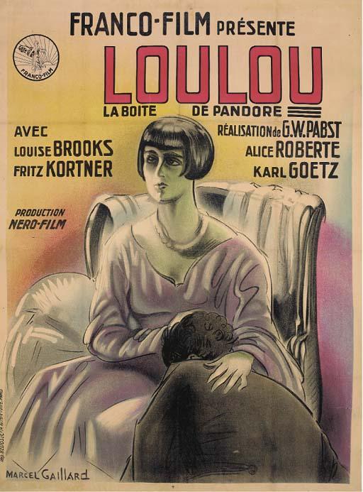 La Boite De Pandore/Loulou