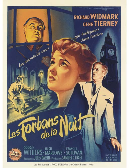 Night And The City/Les Forbans