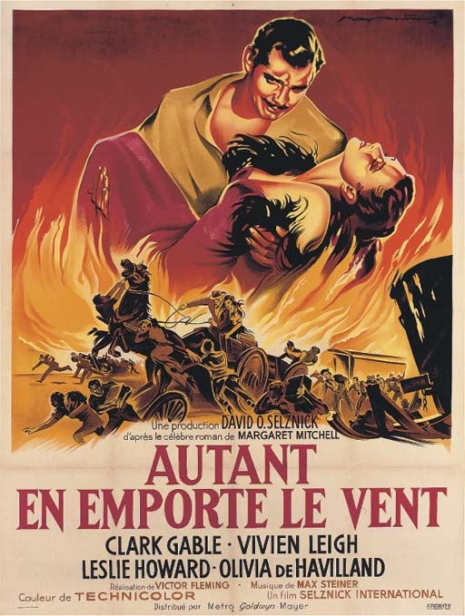 Gone With The Wind/Autant En E