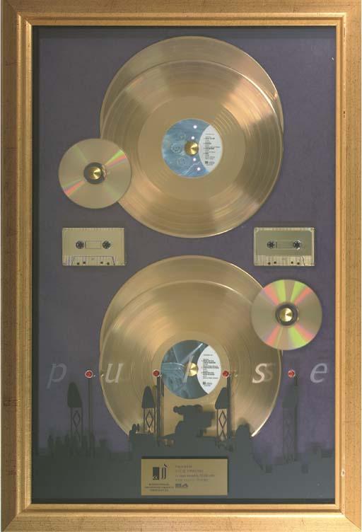Pink Floyd/Pulse, 1995