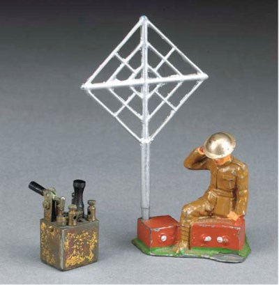 A subminiature crystal set