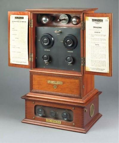 A Gecophone BC3400 'Smoker's C