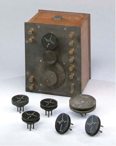 A Hetrodyne Wavemeter by H. W.