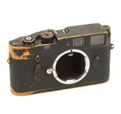 Leica M2 no. 1130163