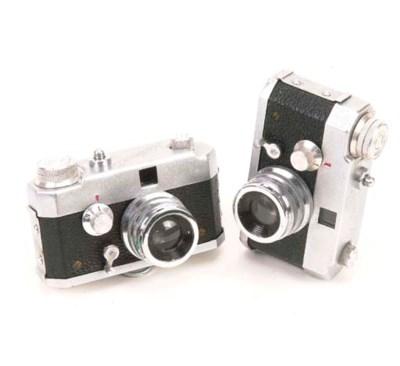Halmat cameras