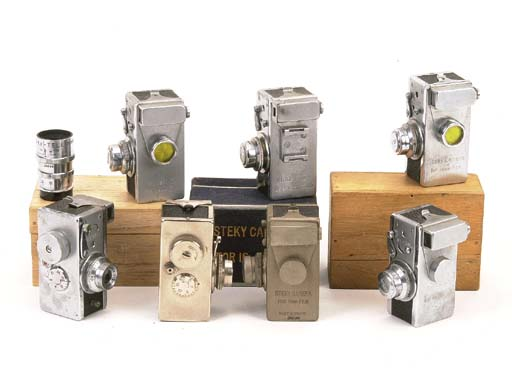 Steky camera collection