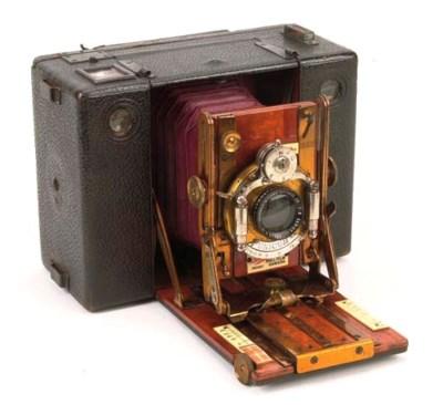 Sanderson Roll Film camera no.