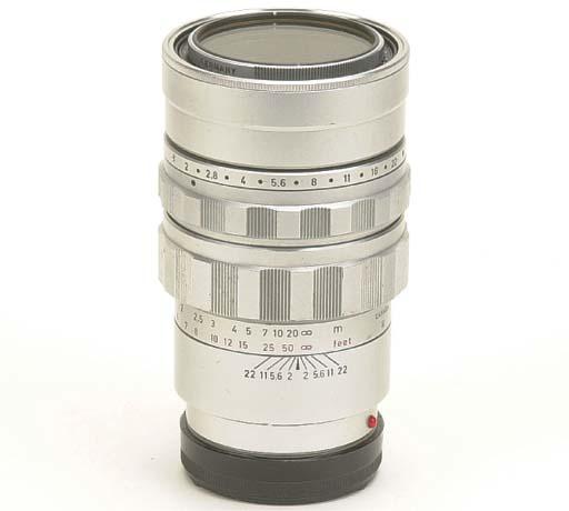 Summicron f/2 90mm. no. 206938