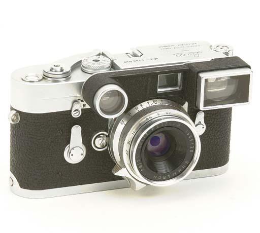 Leica M3 no. 1155090
