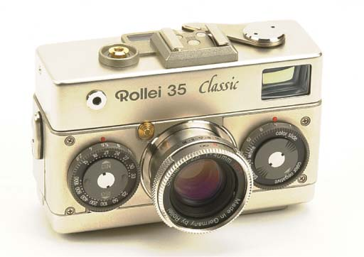 Rollei 35 Classic no. 71056966