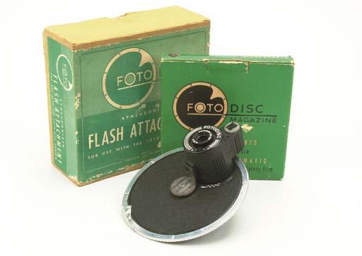 Fotodisc camera