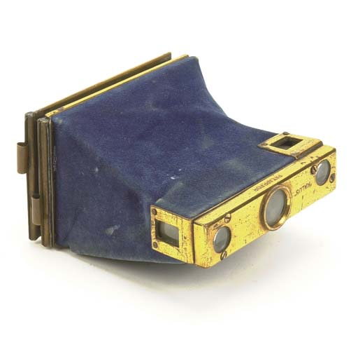 Kalos folding camera no. 110
