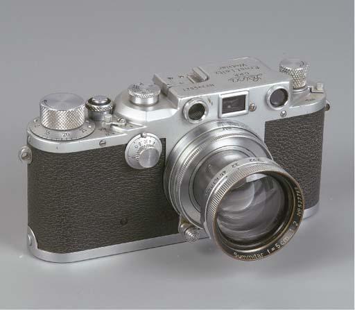 Leica IIIc no. 395821