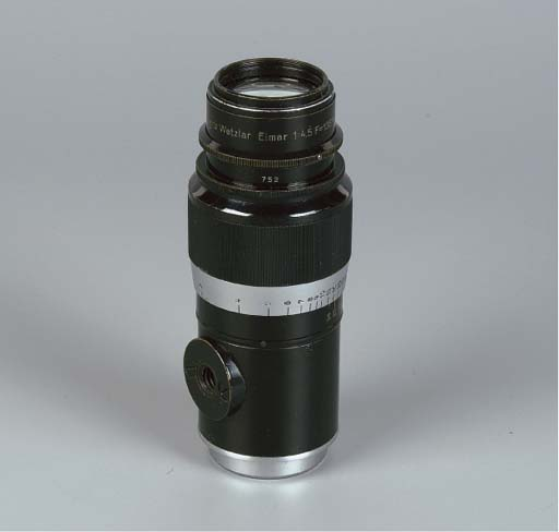 Elmar f/4.5 135mm. un-numbered