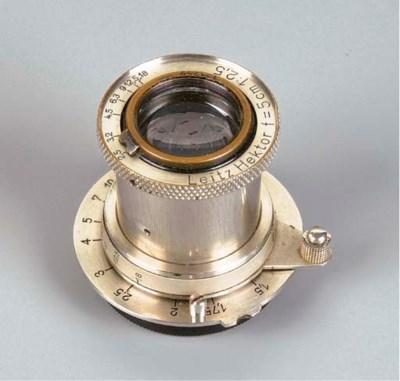 Hektor 5cm. f/2.5 no. 131259
